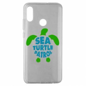 Etui na Huawei Honor 10 Lite Sea turtle patrol