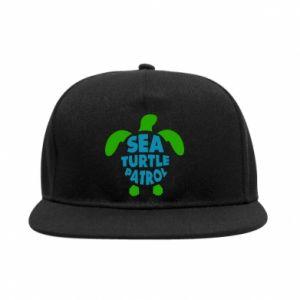 Snapback Sea turtle patrol
