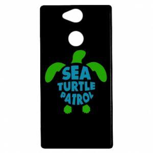 Etui na Sony Xperia XA2 Sea turtle patrol