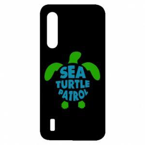 Etui na Xiaomi Mi9 Lite Sea turtle patrol