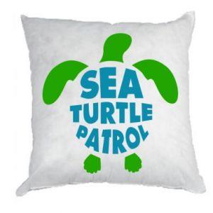 Poduszka Sea turtle patrol