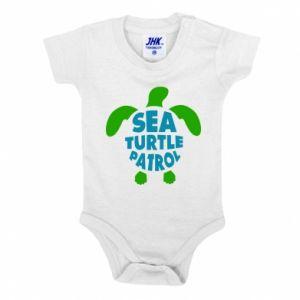 Body dziecięce Sea turtle patrol