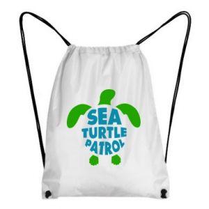 Plecak-worek Sea turtle patrol