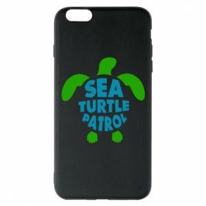 Etui na iPhone 6 Plus/6S Plus Sea turtle patrol