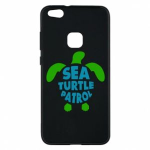 Etui na Huawei P10 Lite Sea turtle patrol