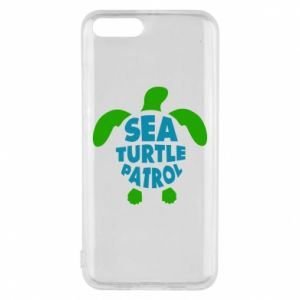 Phone case for Xiaomi Mi6 Sea turtle patrol