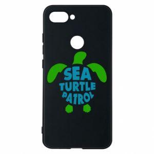 Etui na Xiaomi Mi8 Lite Sea turtle patrol