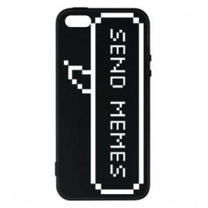 Phone case for iPhone 5/5S/SE Send memes