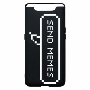 Phone case for Samsung A80 Send memes
