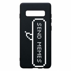 Phone case for Samsung S10+ Send memes