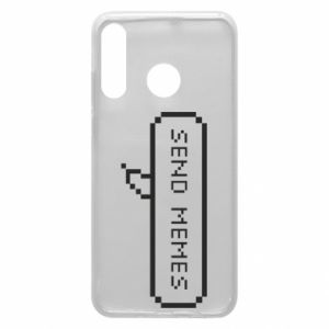 Phone case for Huawei P30 Lite Send memes