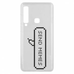 Phone case for Samsung A9 2018 Send memes