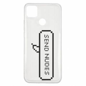 Etui na Xiaomi Redmi 9c Send nudes pixels