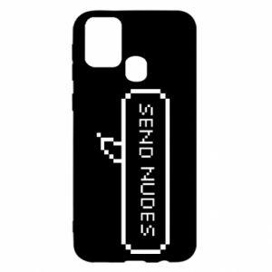 Etui na Samsung M31 Send nudes pixels