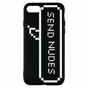 Etui na iPhone SE 2020 Send nudes pixels