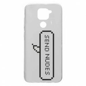 Etui na Xiaomi Redmi Note 9/Redmi 10X Send nudes pixels