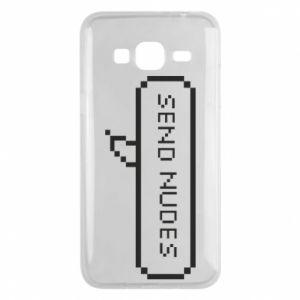 Etui na Samsung J3 2016 Send nudes pixels