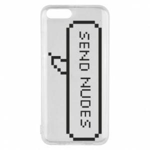 Etui na Xiaomi Mi6 Send nudes pixels