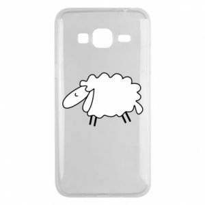 Phone case for Samsung J3 2016 Sleepy ram