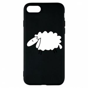 Phone case for iPhone 7 Sleepy ram