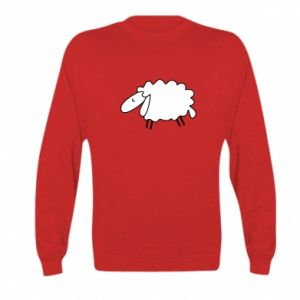 Kid's sweatshirt Sleepy ram