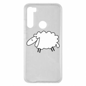 Xiaomi Redmi Note 8 Case Sleepy ram