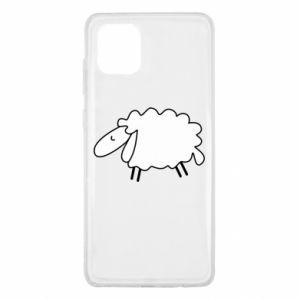 Samsung Note 10 Lite Case Sleepy ram