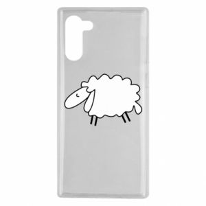 Samsung Note 10 Case Sleepy ram