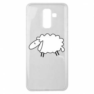 Samsung J8 2018 Case Sleepy ram