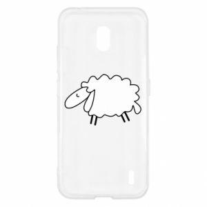 Nokia 2.2 Case Sleepy ram