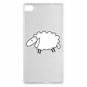 Huawei P8 Case Sleepy ram