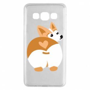 Samsung A3 2015 Case Corgi heart