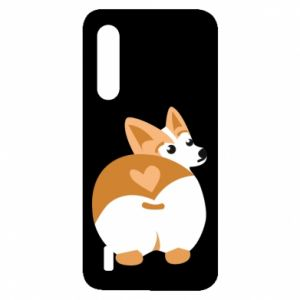 Xiaomi Mi9 Lite Case Corgi heart
