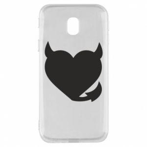 Samsung J3 2017 Case Devil's heart
