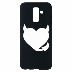 Phone case for Samsung A6+ 2018 Devil's heart