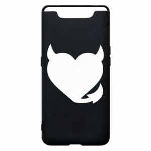 Phone case for Samsung A80 Devil's heart