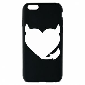 Phone case for iPhone 6/6S Devil's heart