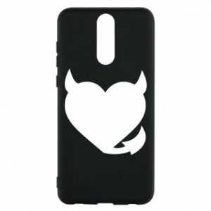 Phone case for Huawei Mate 10 Lite Devil's heart