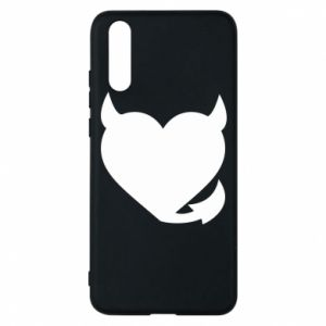 Phone case for Huawei P20 Devil's heart