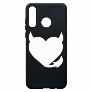 Phone case for Huawei P30 Lite Devil's heart