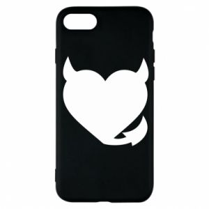 Phone case for iPhone 7 Devil's heart