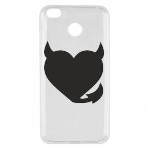 Xiaomi Redmi 4X Case Devil's heart