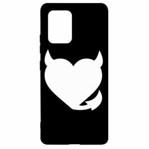 Samsung S10 Lite Case Devil's heart