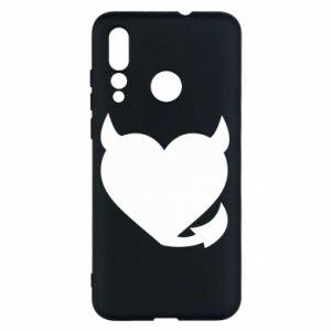 Huawei Nova 4 Case Devil's heart