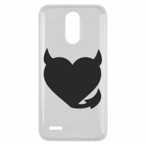 Lg K10 2017 Case Devil's heart