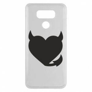 LG G6 Case Devil's heart