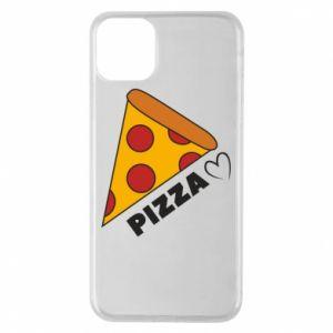 Etui na iPhone 11 Pro Max Serce miłość pizzy