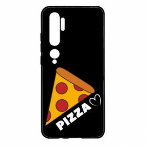 Xiaomi Mi Note 10 Case Love heart pizza