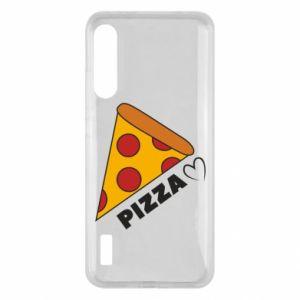 Etui na Xiaomi Mi A3 Serce miłość pizzy