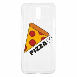 Etui na Nokia 2.3 Serce miłość pizzy